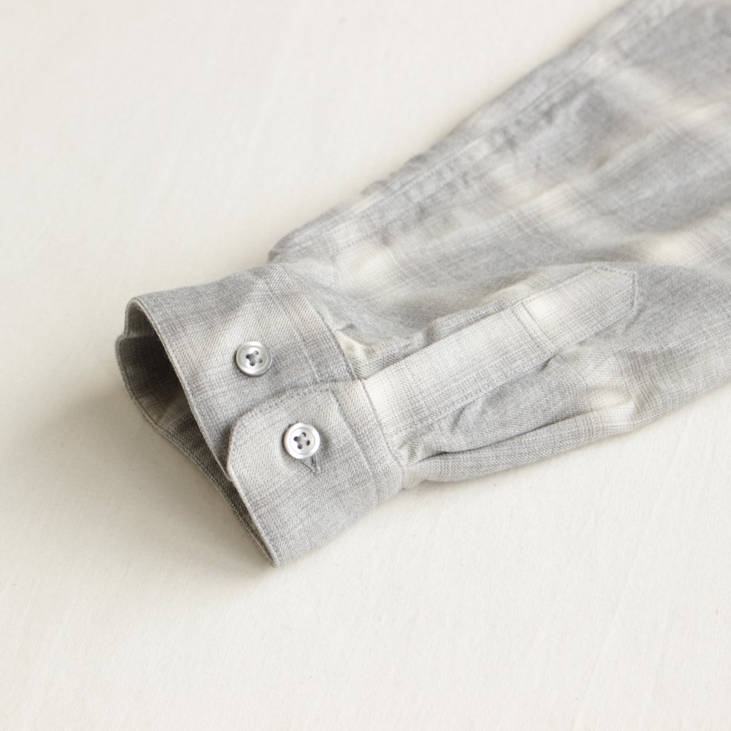 SHIRT #GRAY CHECK [gj-shirt-001]