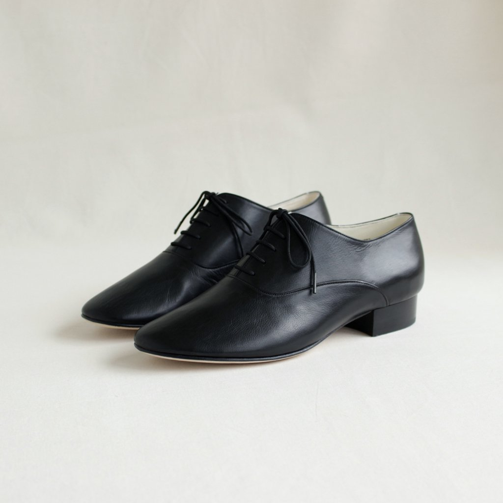 FRENCH OXFORD #BLACK [BSS1734004]