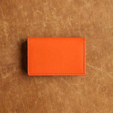 FOLDED CARD CASE #ORANGE [bs-rc-fcc]