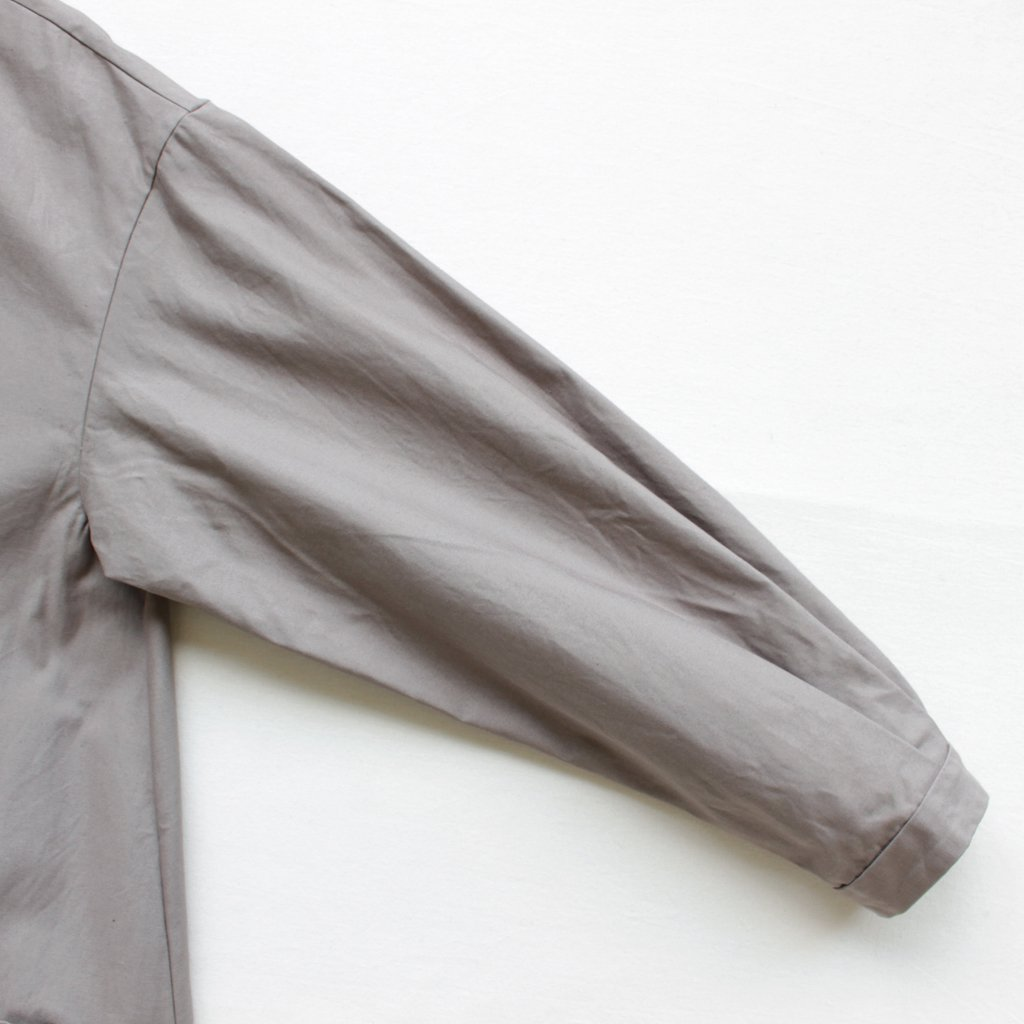 YAECA   ヤエカ WORK SHIRT DRESS #KHAKI [97155]