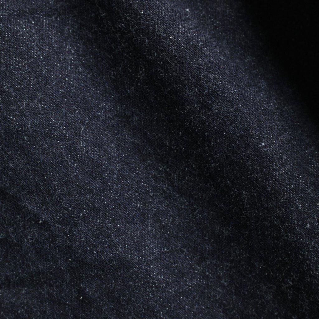 DENIM PANTS - WIDE STRAIGHT #INDIGO/14oz ONE WASH [13-14W]