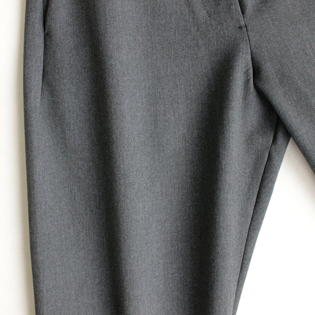 2WAY PANTS - TAPERED #C.GRAY [07652]
