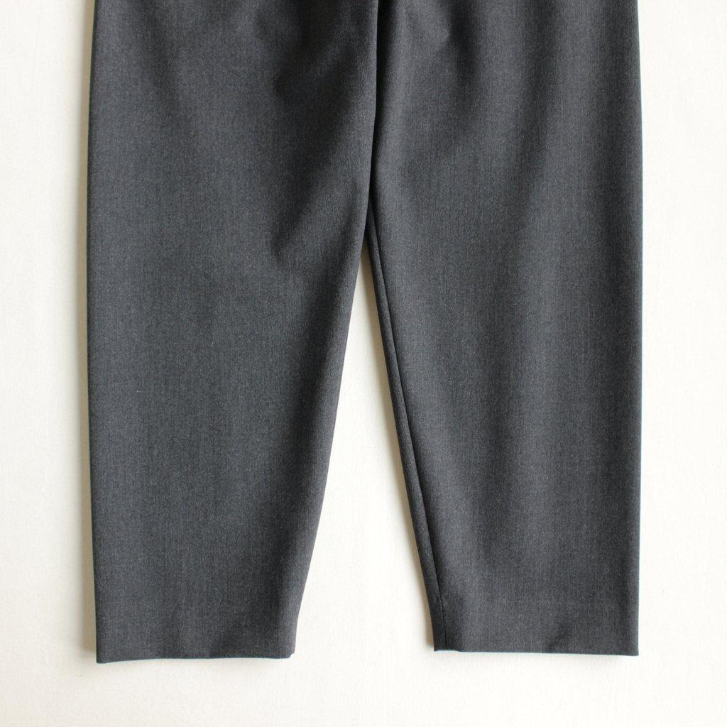 YAECA | ヤエカ 2WAY PANTS - TAPERED #C.GRAY [07652]