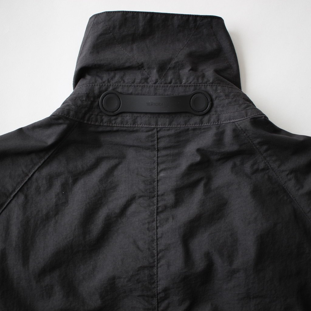 TEATORA | テアトラ DEVICE COAT PACKABLE3.0 #CARBON GRAY [tt-102-P]