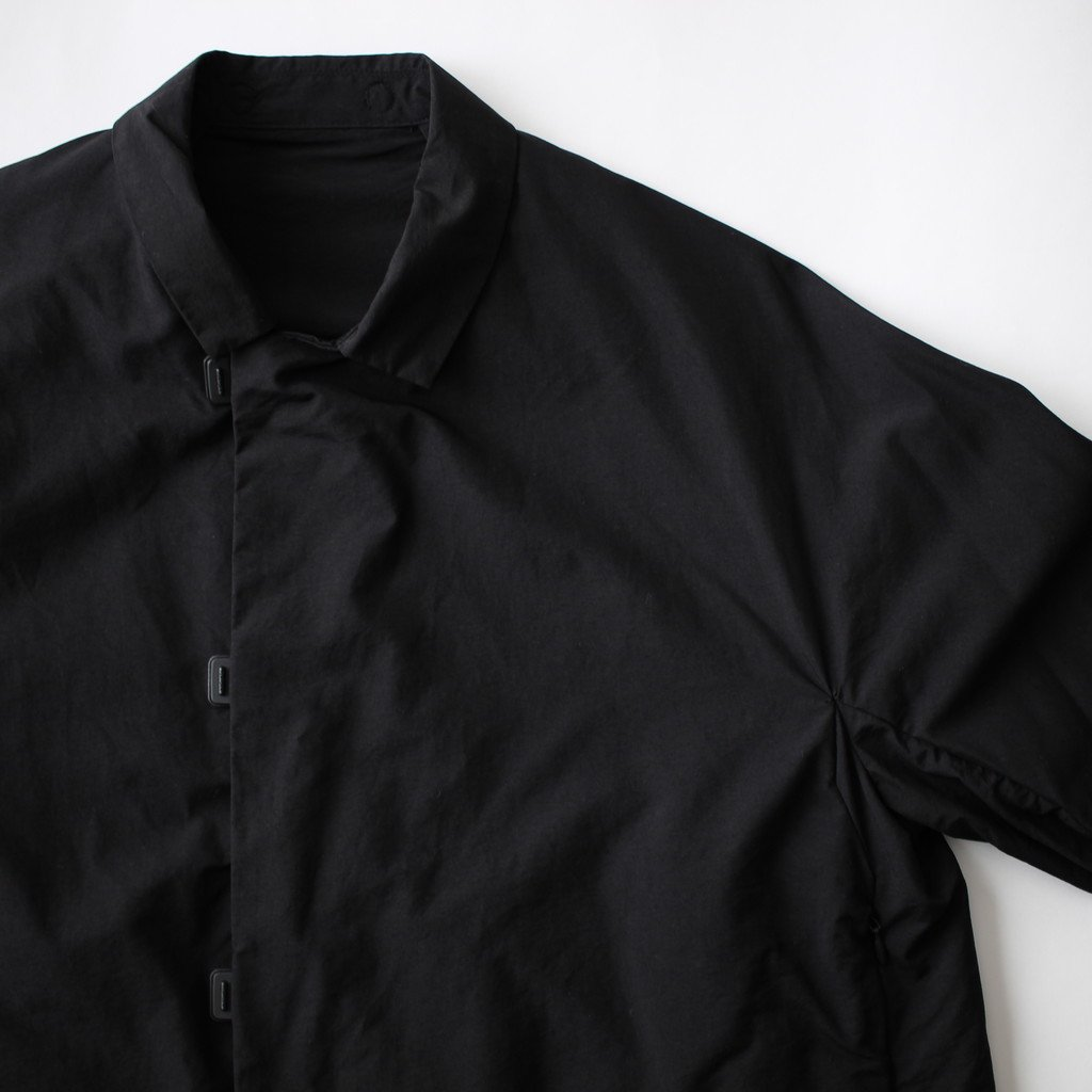 TEATORA | テアトラ WALLET COAT S/L PACKABLE3.0 #BLACK [tt-101SL-P]