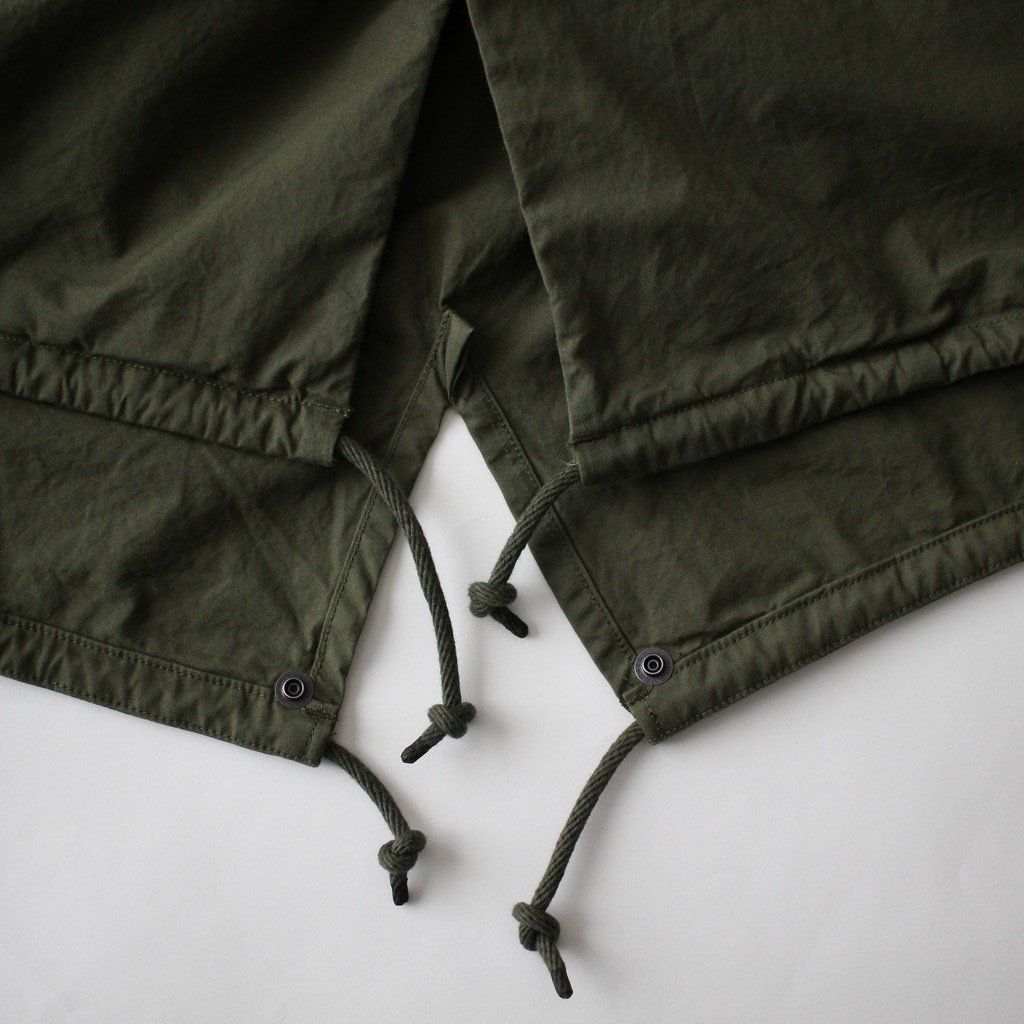 LIKE WEAR M51 MODS PARKA - POPLIN #OLIVE [28501]