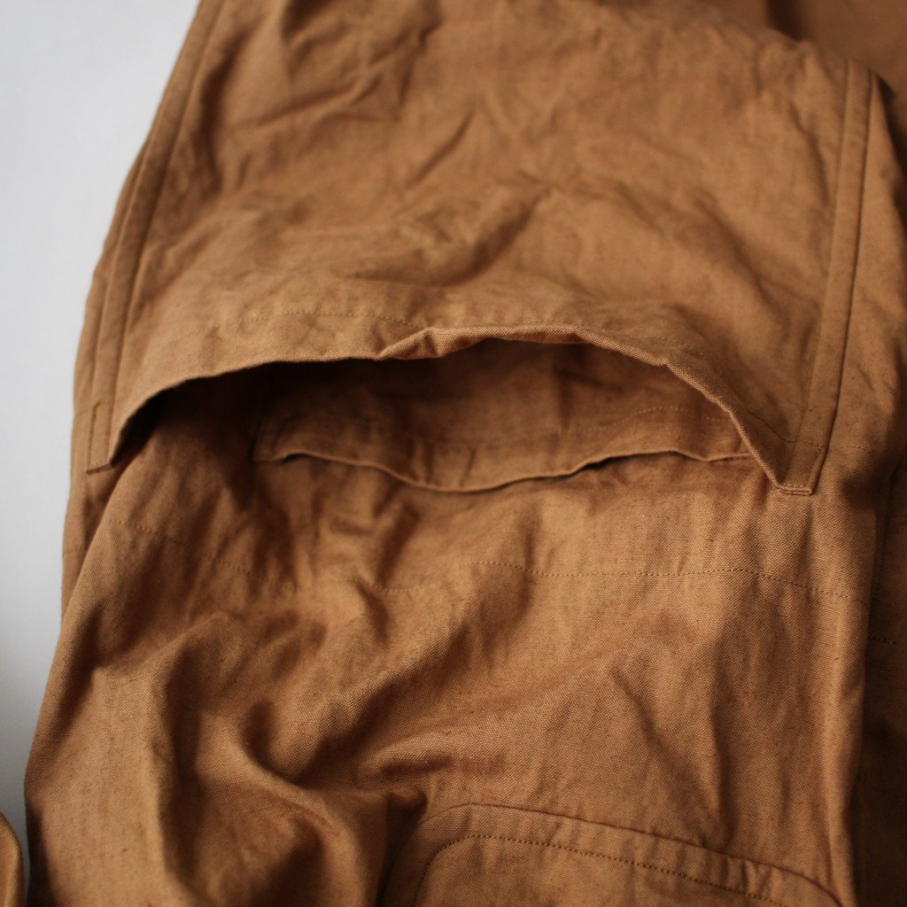 OVER COAT #BROWN [48501]