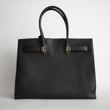 LAYTON BOSTON BAG #BLACK [B01UBG-85]