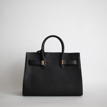 LAYTON HAND BAG #BLACK [B01UBG-62]