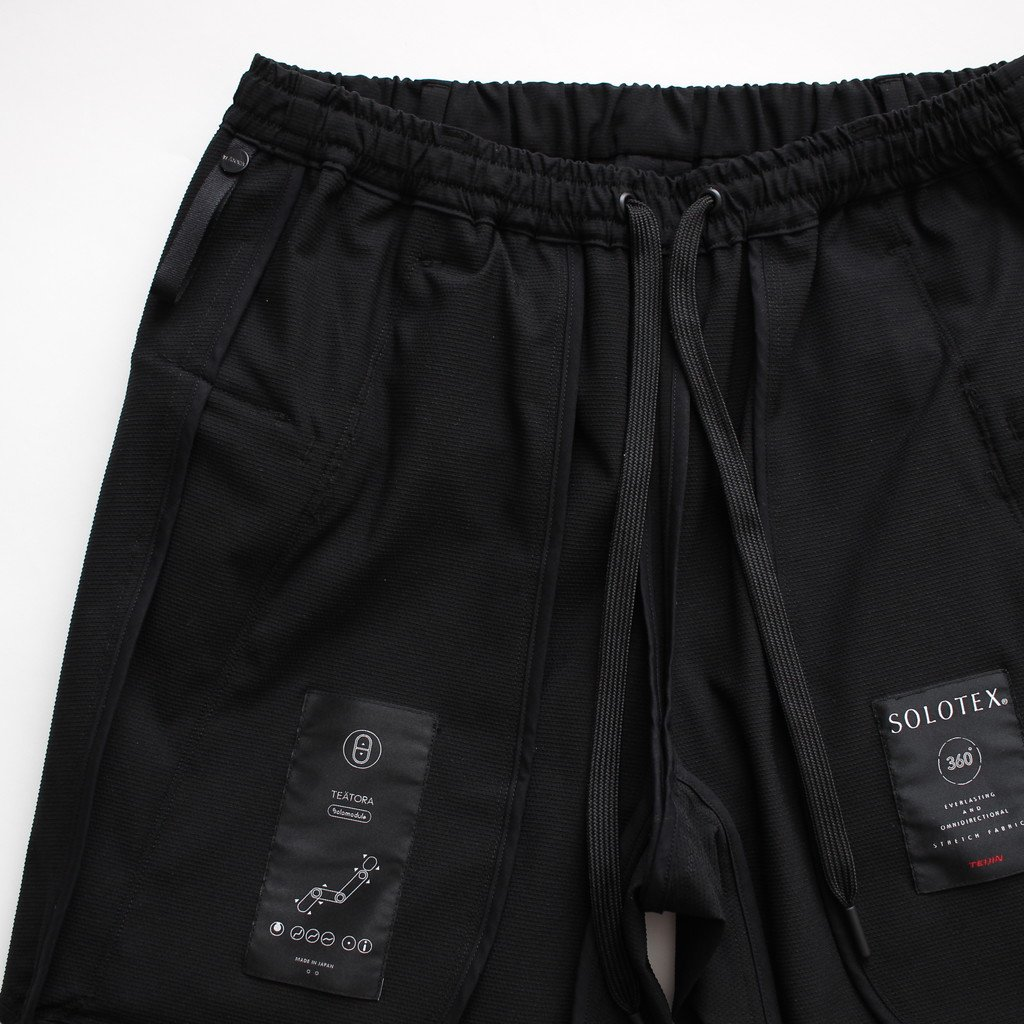 TEATORA | テアトラ WALLET PANTS OFFICE SOLO MODULE #BLACK [tt-004OF-SM]