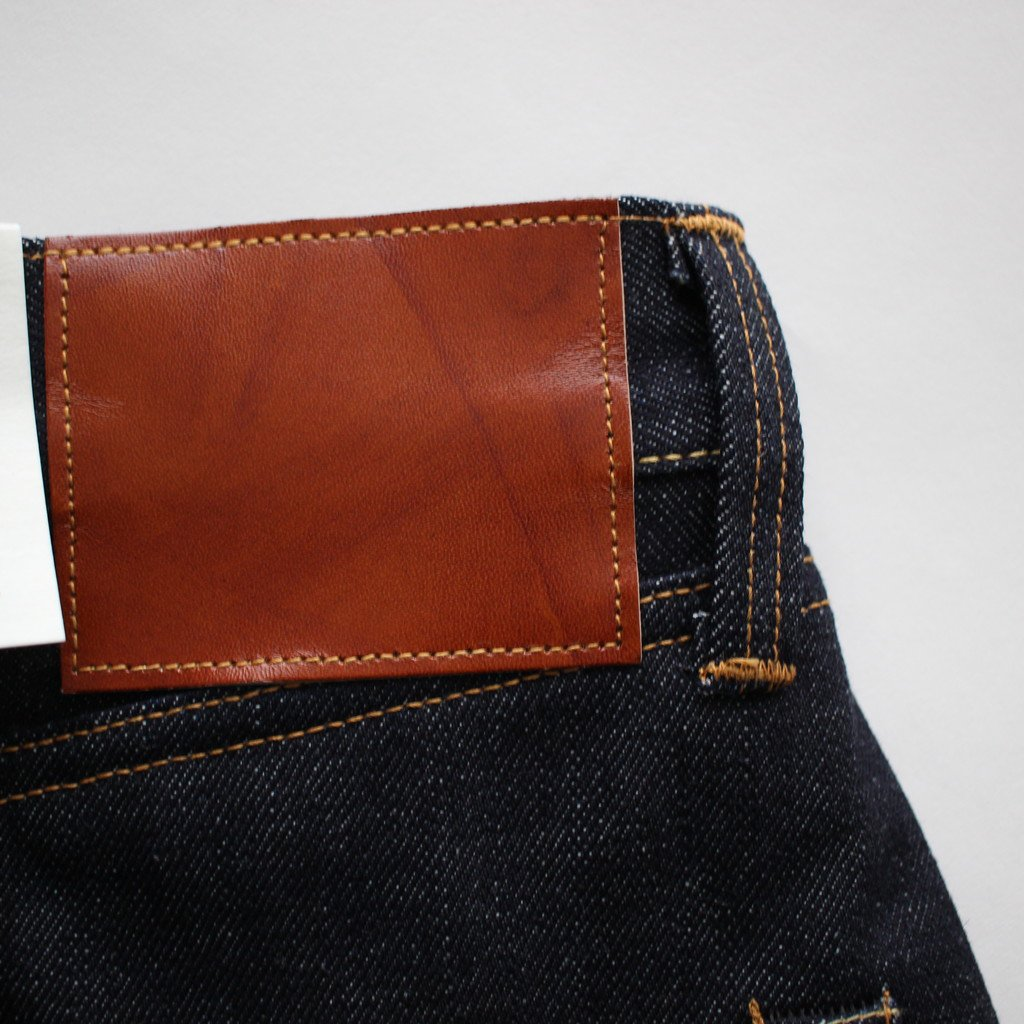 LENO | リノ LUCY HIGH WAIST TAPERED JEANS #INDIGO [L1801-J006]