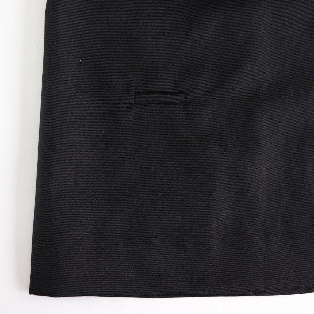 Dulcamara   ドゥルカマラ よそいきパネルポケットCT-S #BLACK [D118-C117-S]