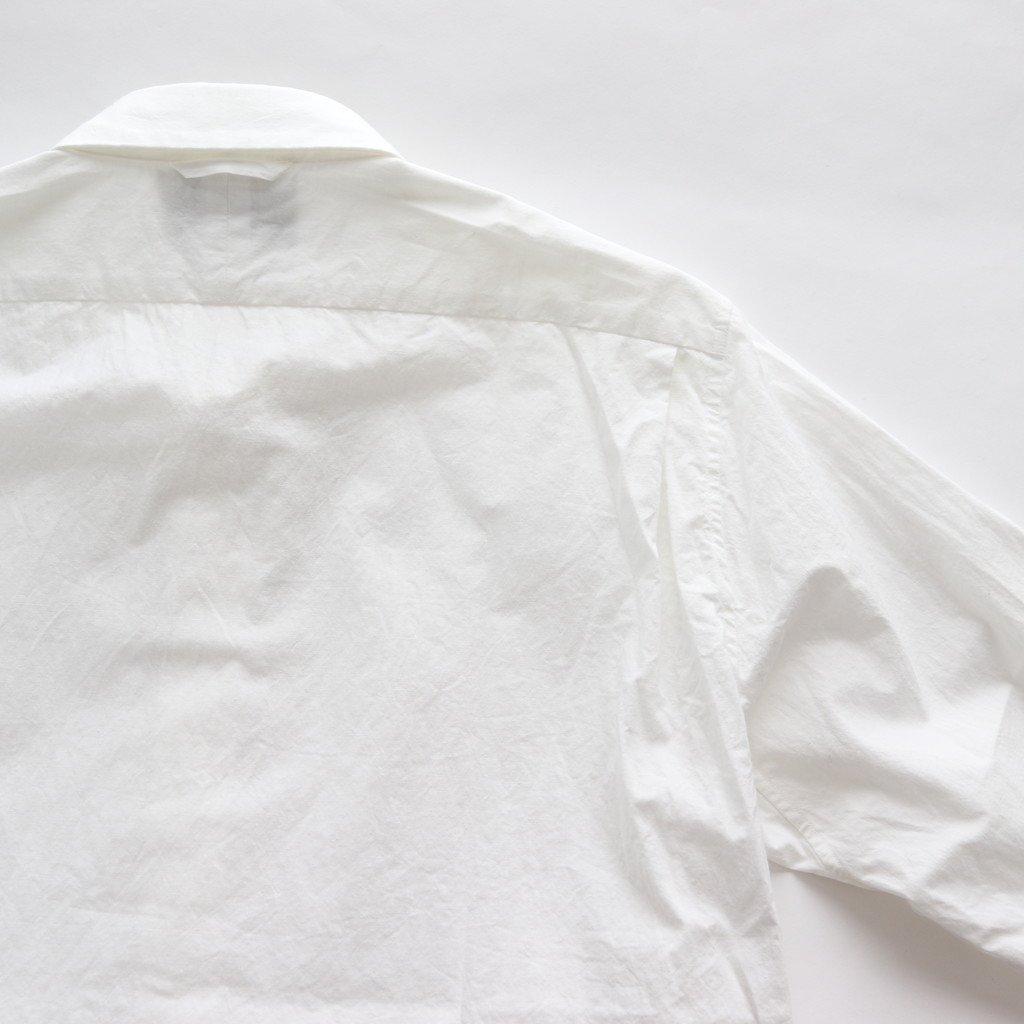 COMFORT SHIRT STANDARD #WHITE [18103]