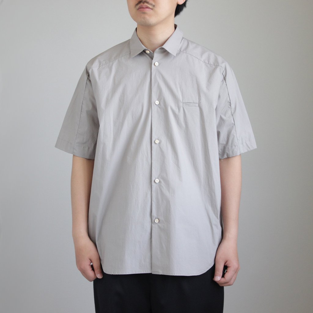 Sヨークスリーブシャツ #GRAY [D118-T711]