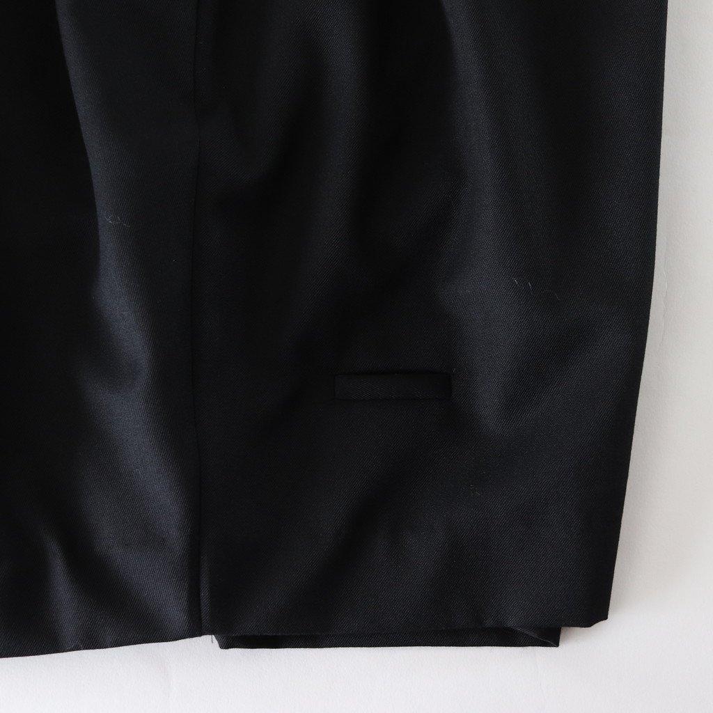 よそいきショートPT-S #BLACK [D118-P121-S]