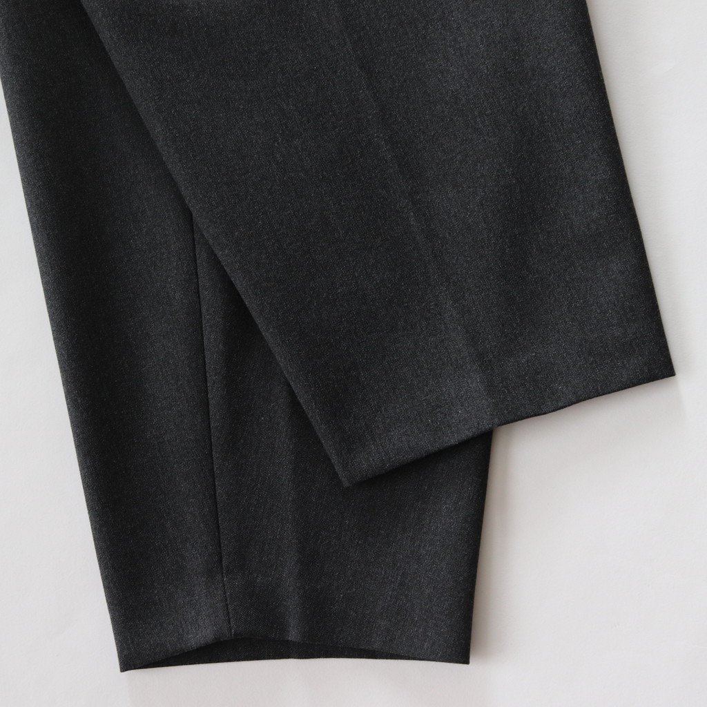 2WAY PANTS CROPPED #C.GRAY [08602]