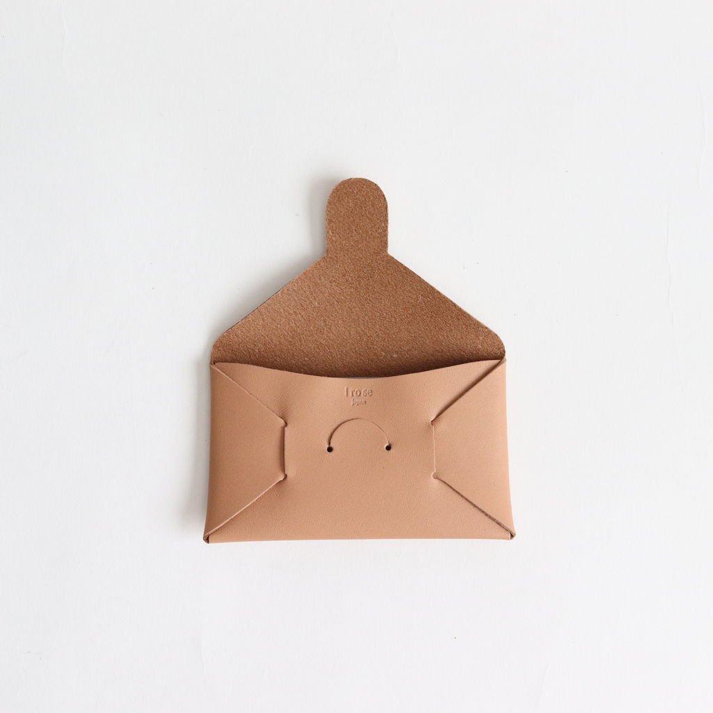 SEAMLESS CARD CASE #NUDE [ACC-SL01]