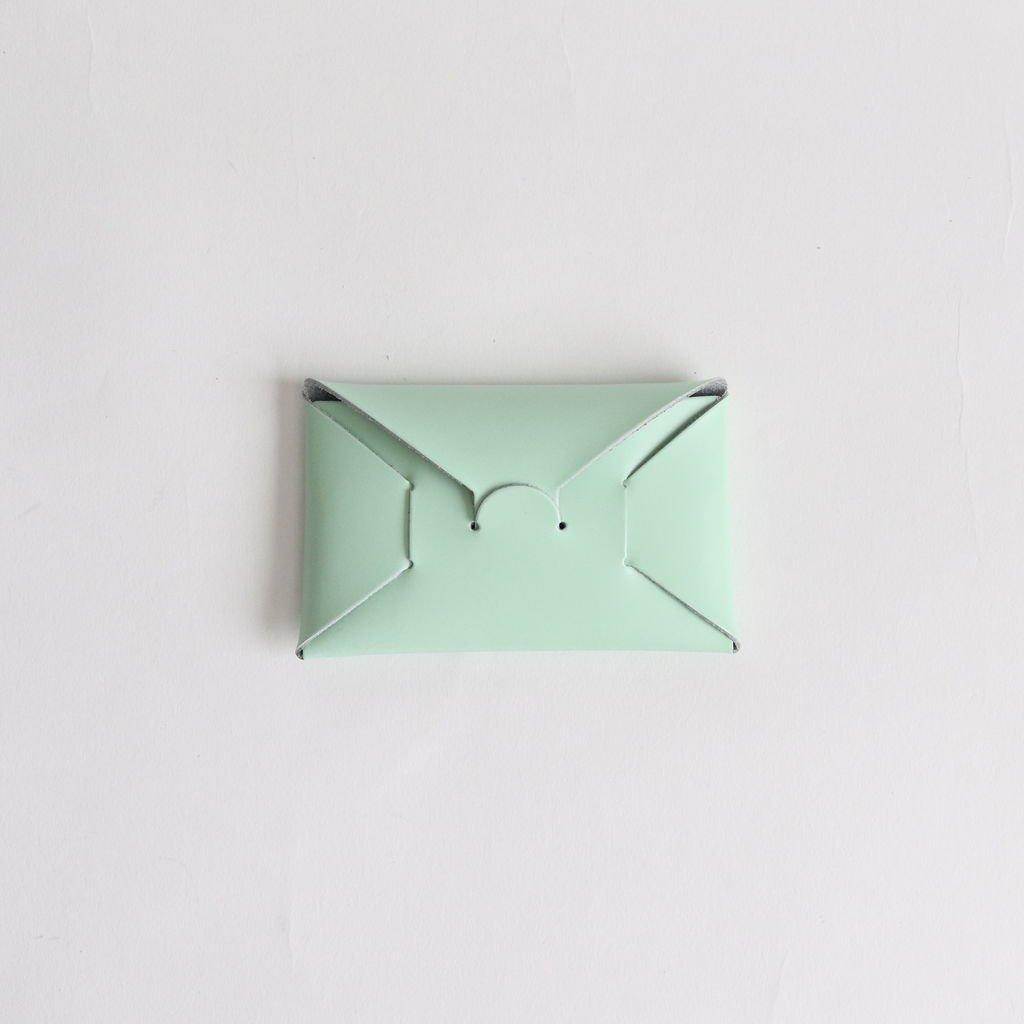 SEAMLESS CARD CASE #MINT [ACC-SL01]