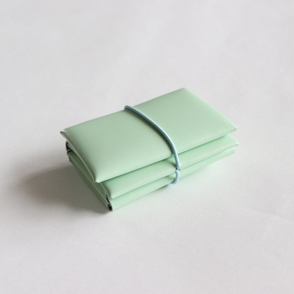 SEAMLESS CARD CASE #MINT [ACC-SL01]