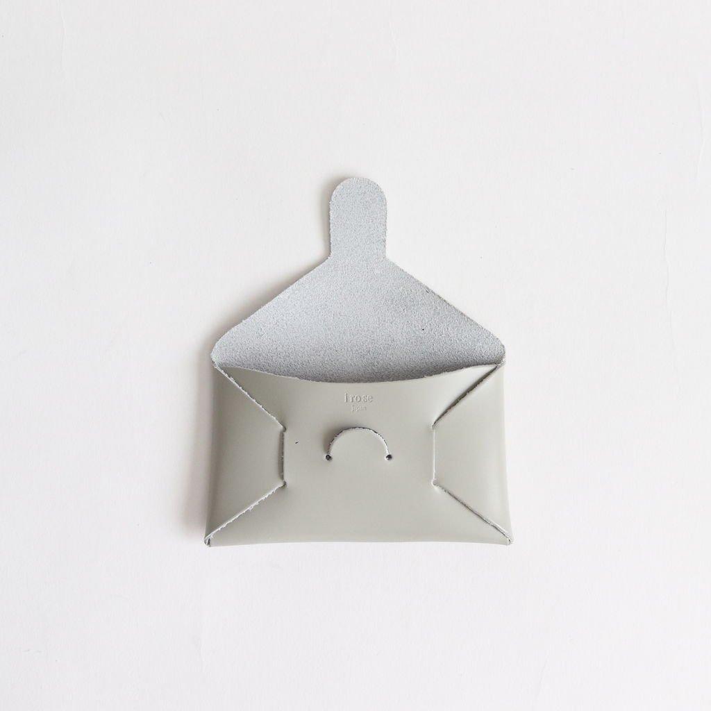 i ro se | イロセ SEAMLESS CARD CASE #GRAY [ACC-SL01]