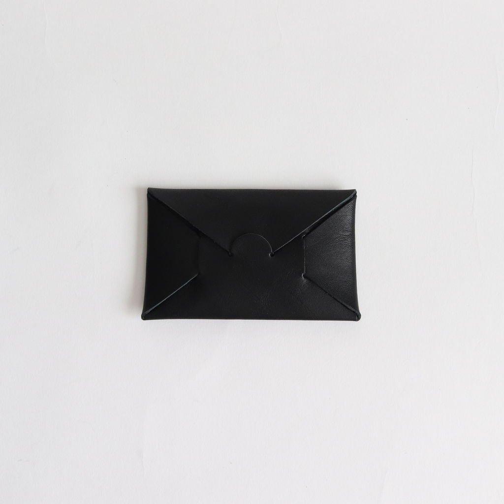 SEAMLESS CARD CASE #BLACK [ACC-SL01]