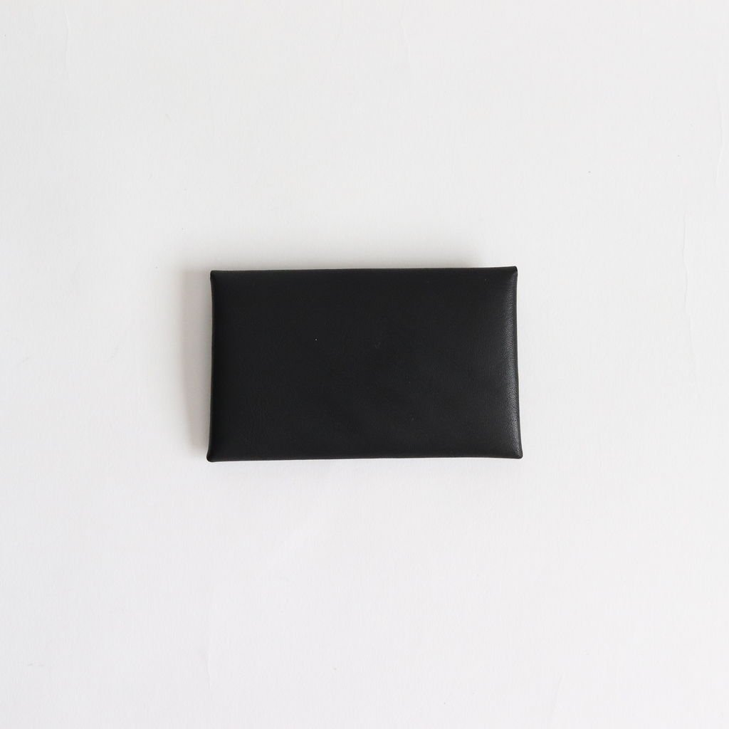i ro se | イロセ SEAMLESS CARD CASE #BLACK [ACC-SL01]