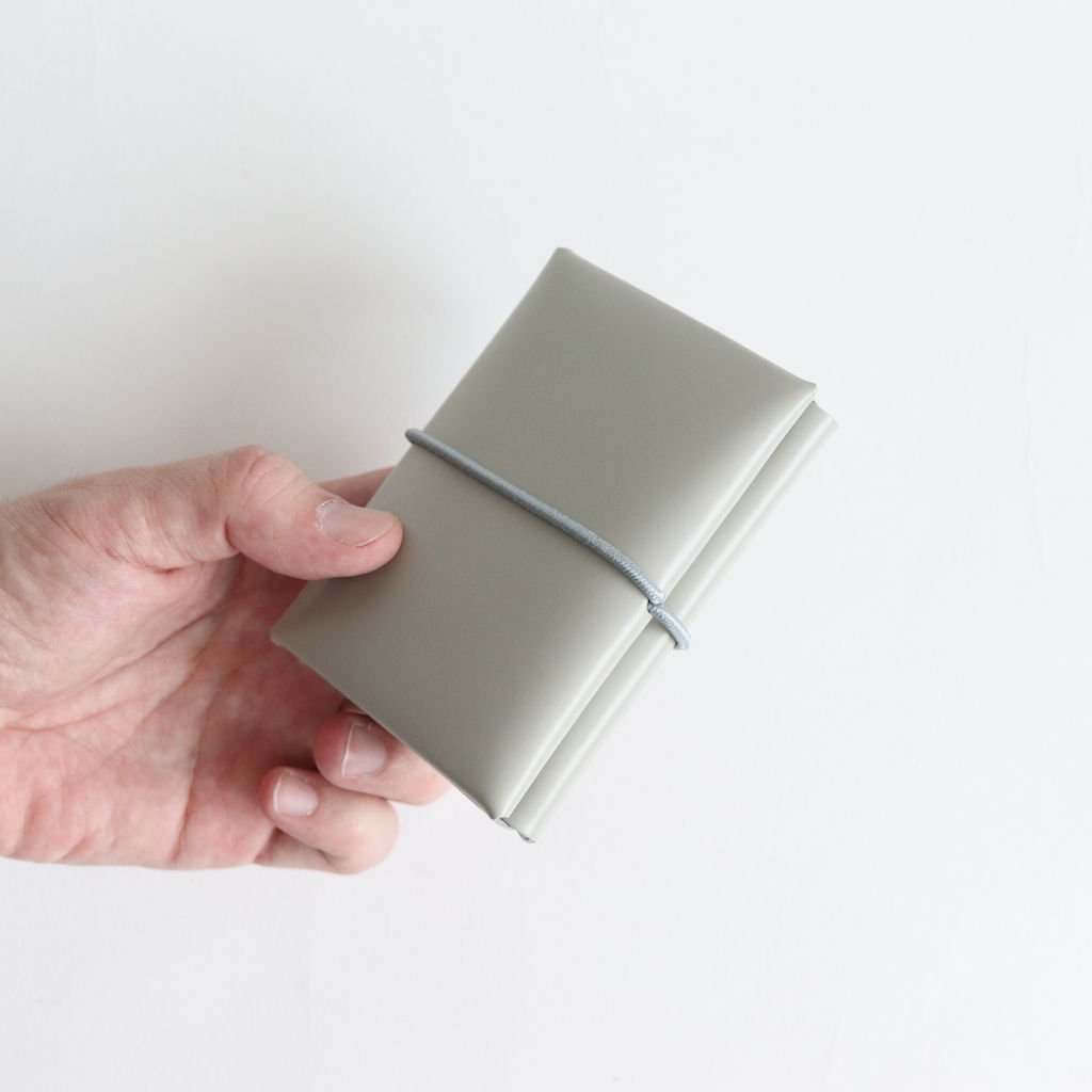 SEAMLESS MINI WALLET #GRAY [ACC-SL11]