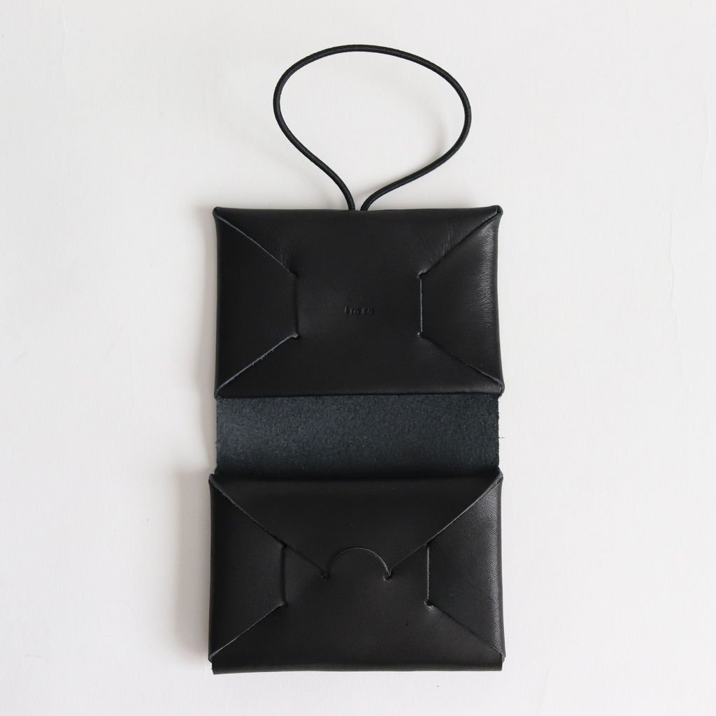 SEAMLESS MINI WALLET #BLACK [ACC-SL11]