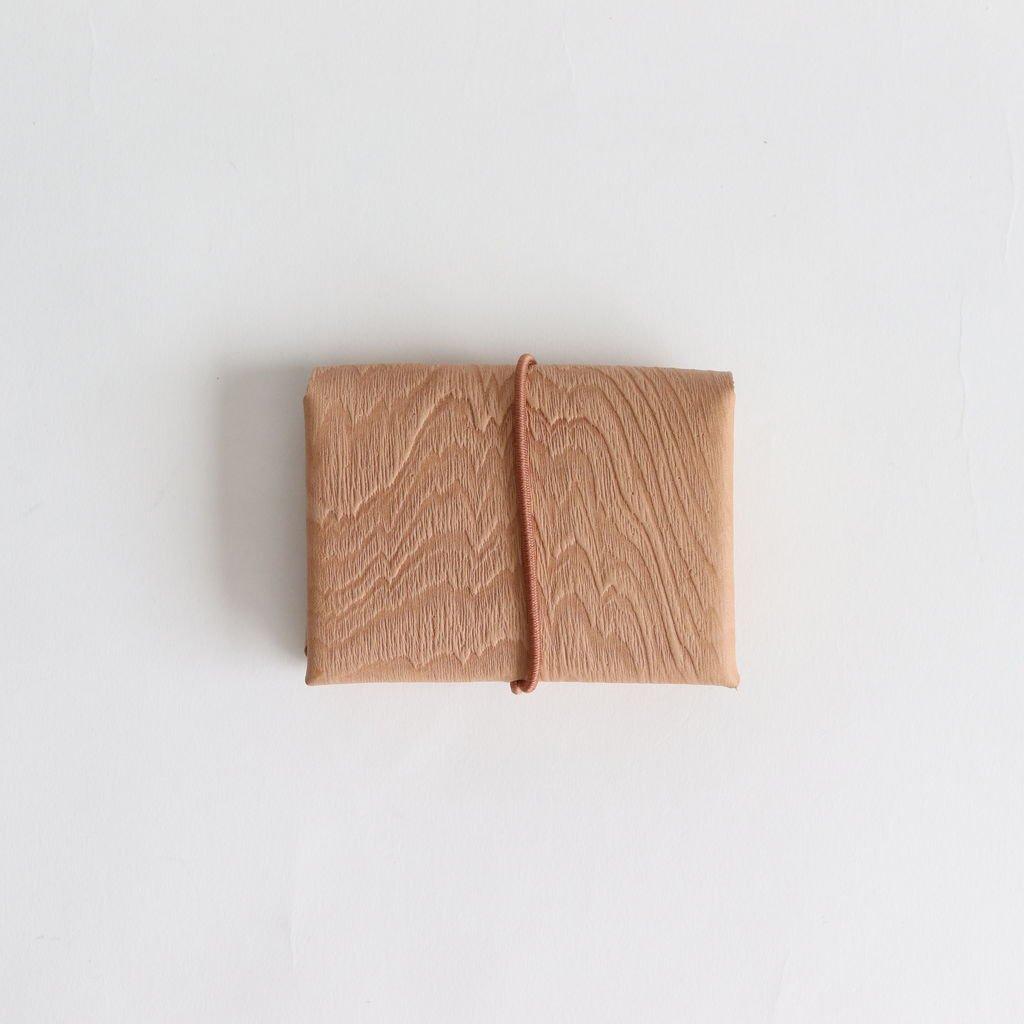 SEAMLESS MINI WALLET PLYWOOD #WOOD [ACC-SL11]