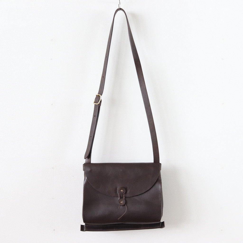 SACK SHOULDER BAG M #D.BROWN [BAG-S05]