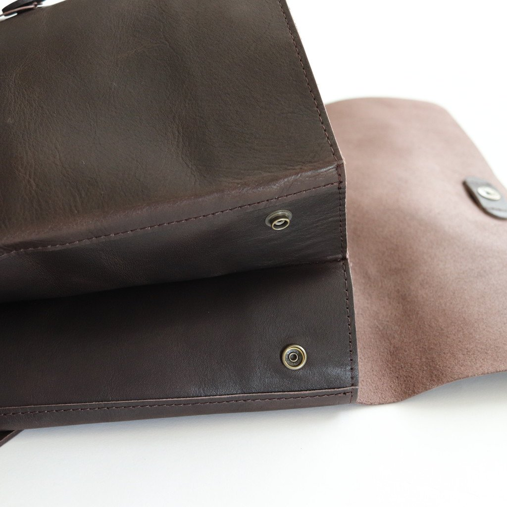 SACK RUCKSACK #D.BROWN [BAG-S03]