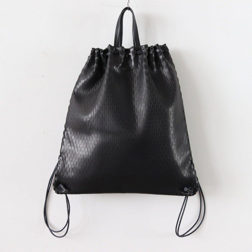 NET KNAP TOTE #BLACK [BAG-N05]