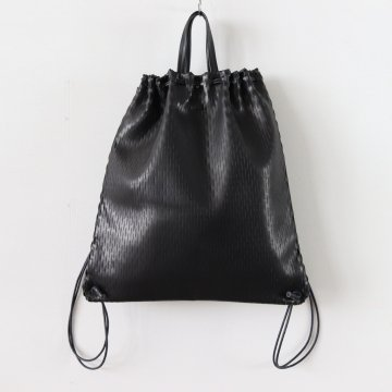 NET KNAP TOTE #BLACK [BAG-N05]