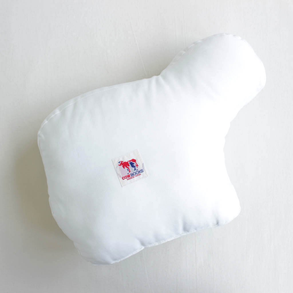 PADDED COW #WHITE [COW-081]