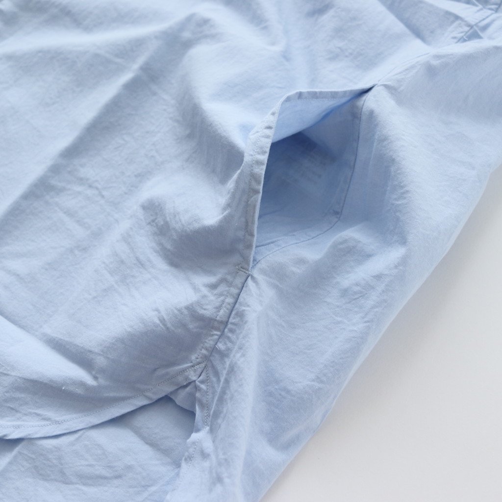 COMFORT SHIRT RELAX S/S #BLUE [18120]
