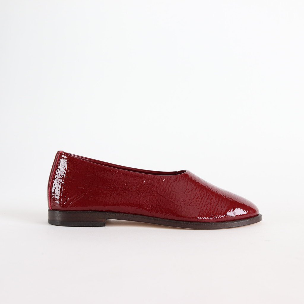 PATENT FABRE #RED [fl-s-fbr]