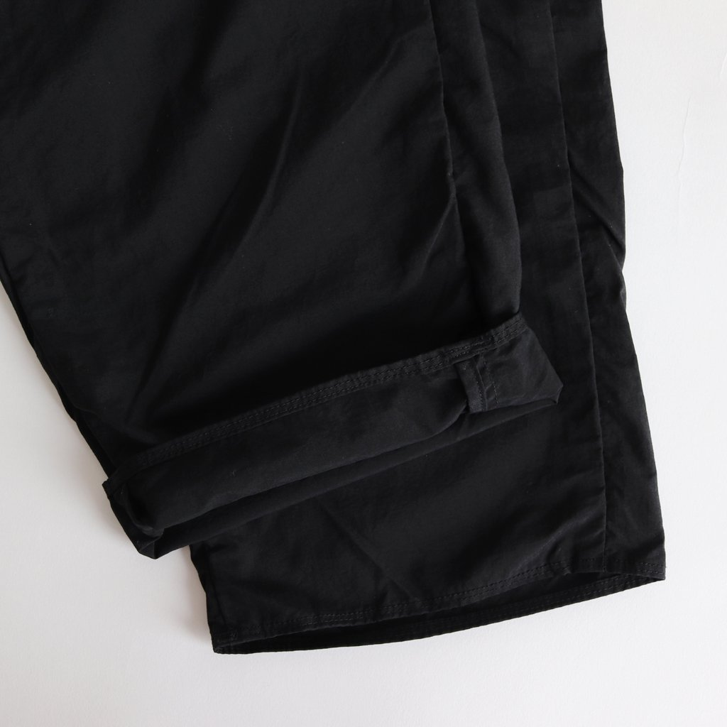 WALLET PANTS PACKABLE3.0 #BLACK [tt-004-P]