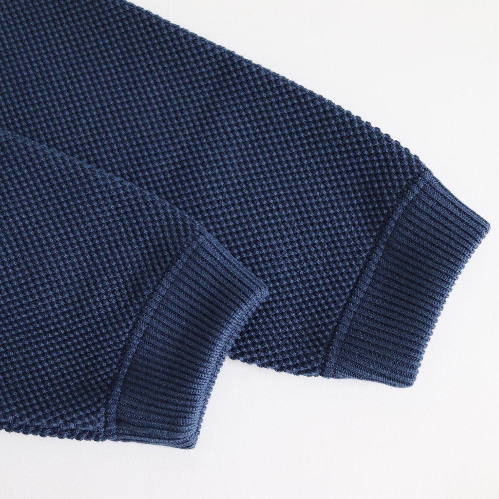MOSS STITCH P/O #BLUE [1803-001]
