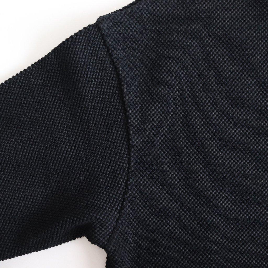 MOSS STITCH P/O #BLACK [1803-001W]