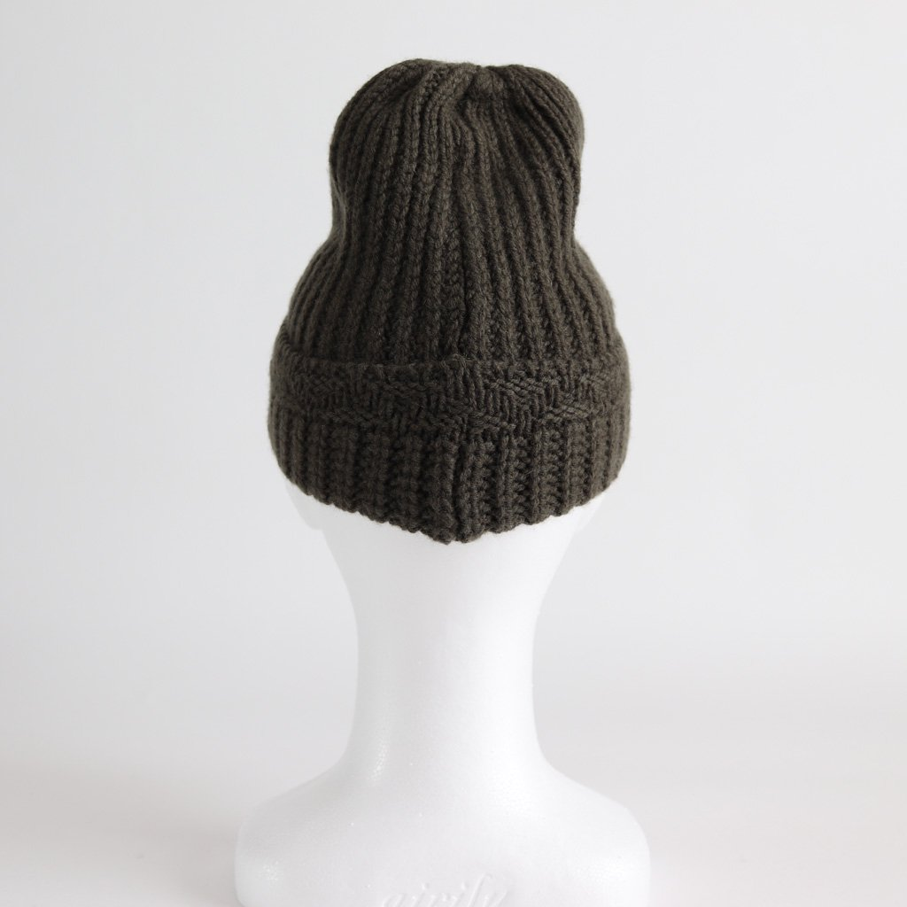 VERY ORDINARY KNIT #KHAKI [NO.13403]