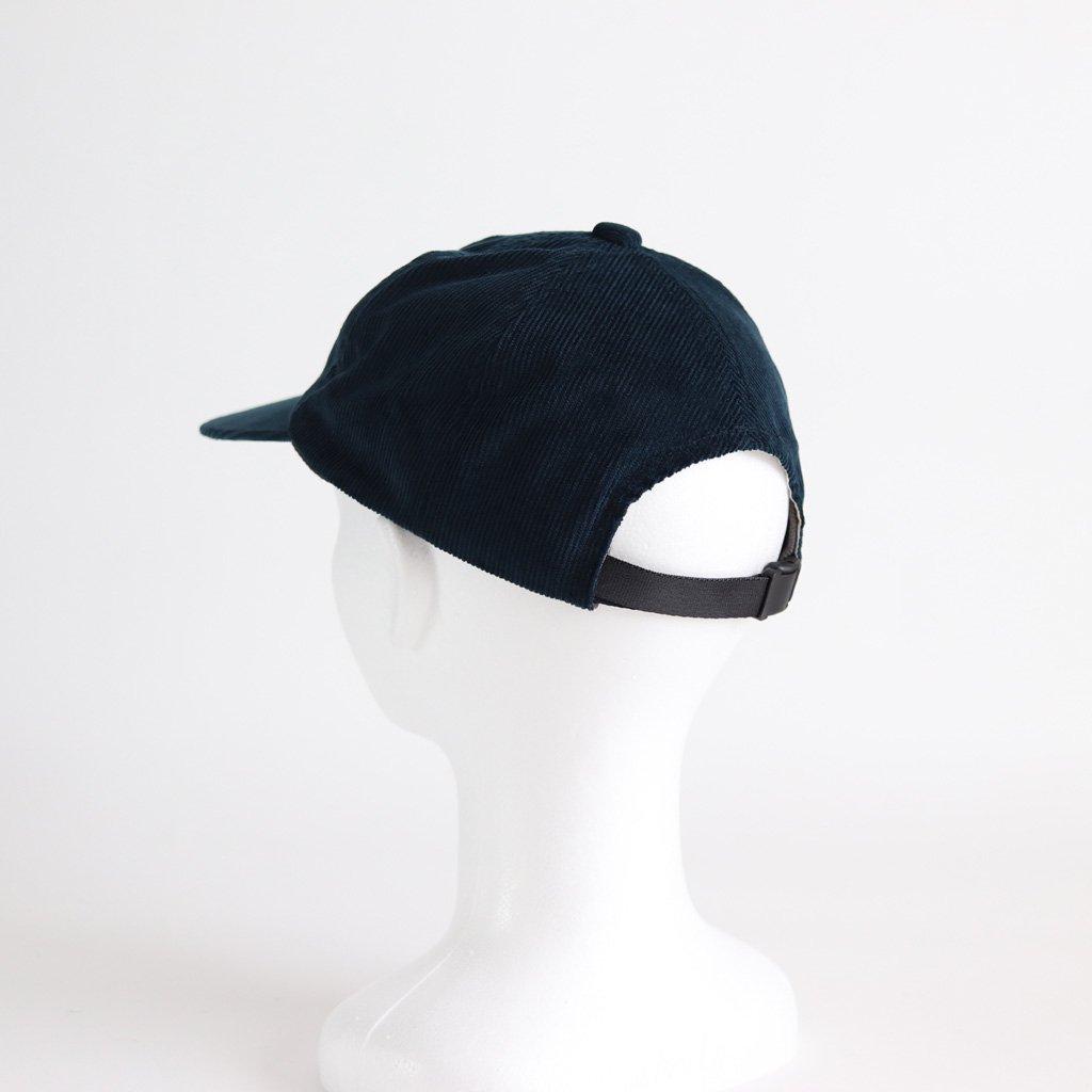 CORDUROY CAP #NAVY [NO.13426]