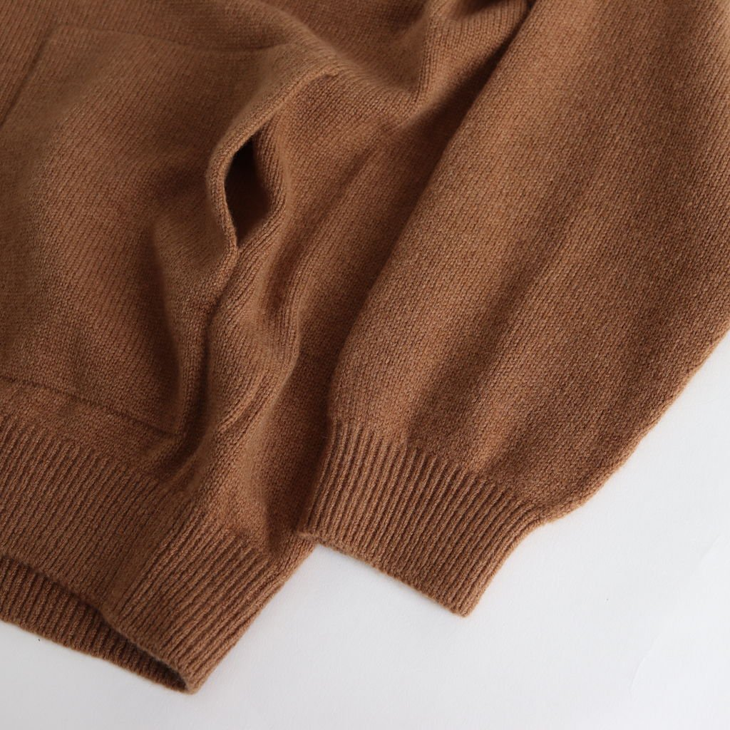 WHOLEGARMENT CD #BROWN [1803-006]
