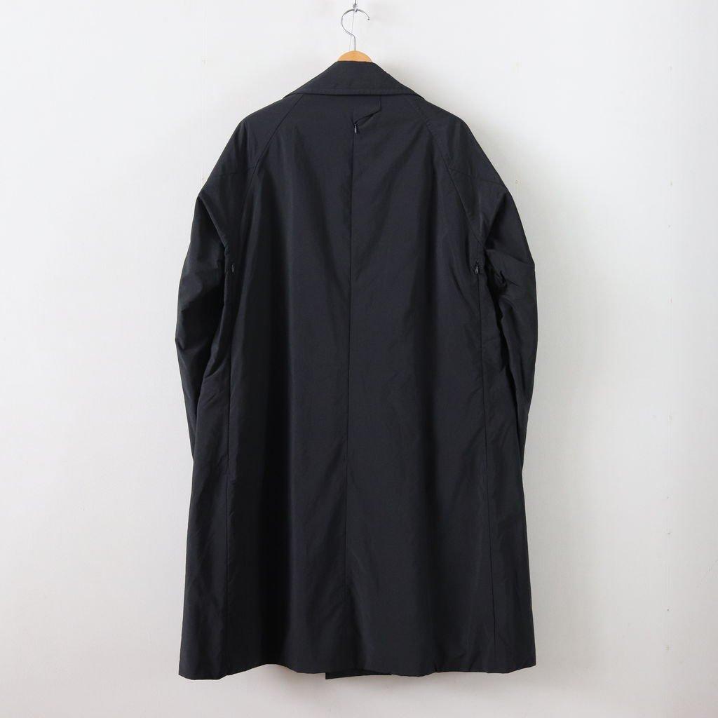 DEVICE COAT DUAL POINT #BLACK [tt-102-DP]