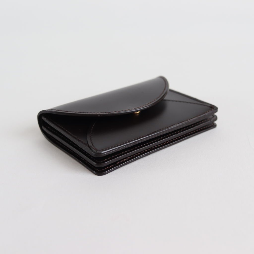 FOLD MINI WALLET #D.BROWN [ACC-F02]