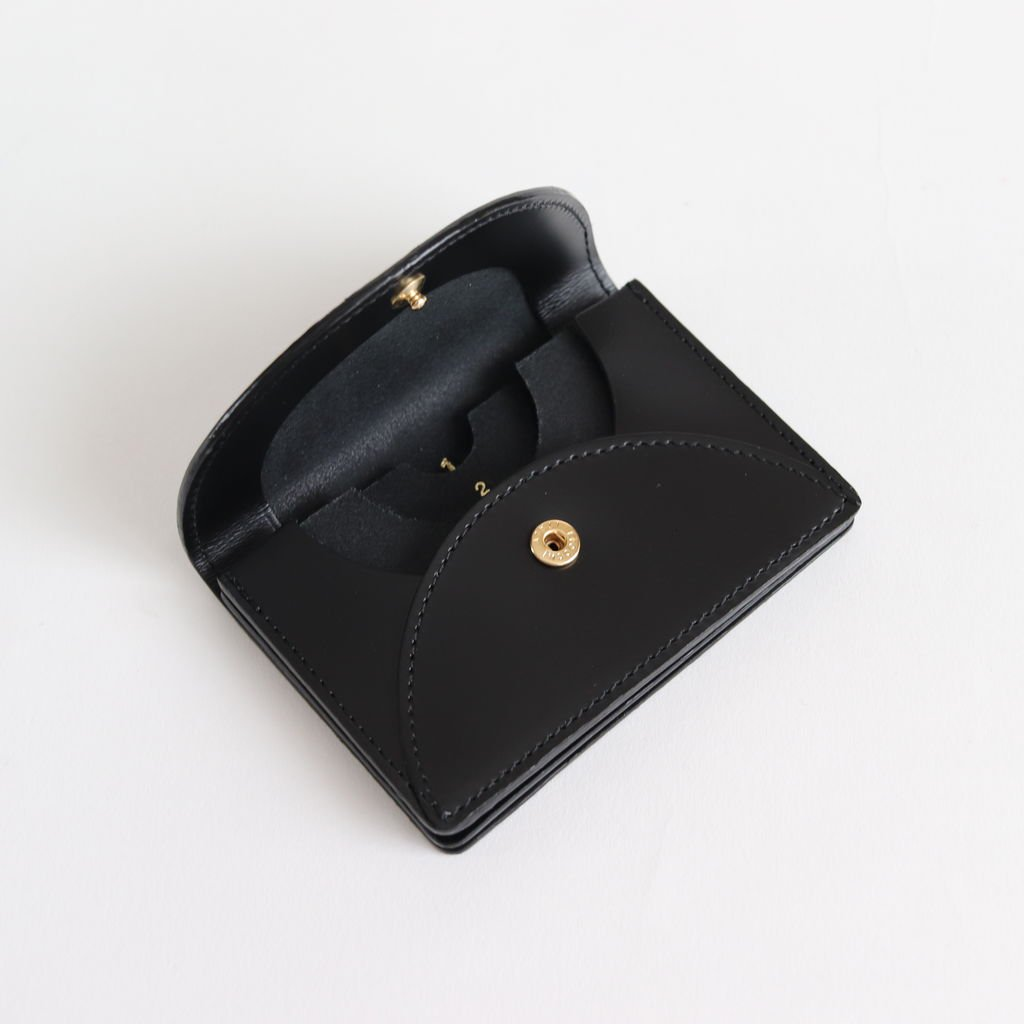 FOLD MINI WALLET #BLACK [ACC-F02]