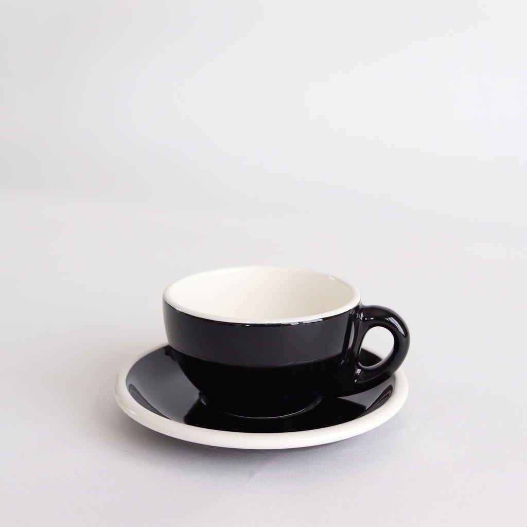 CUP&SAUCER #BLACK [LSCS-001-03]