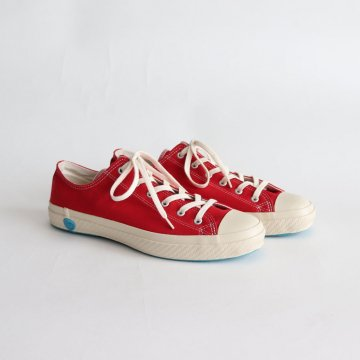 GOOD WEAVER SHOES LIKE POTTERY #red/natural dye _ SHOES LIKE POTTERY | シューズライクポタリー