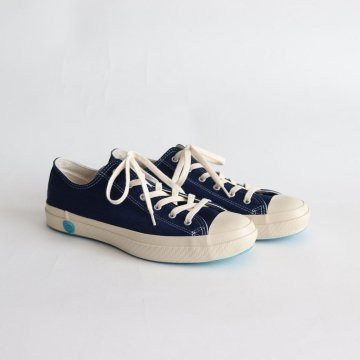 GOOD WEAVER SHOES LIKE POTTERY [S.L.P.01 GW] #mid navy/natural dye _ SHOES LIKE POTTERY | シューズライクポタリー