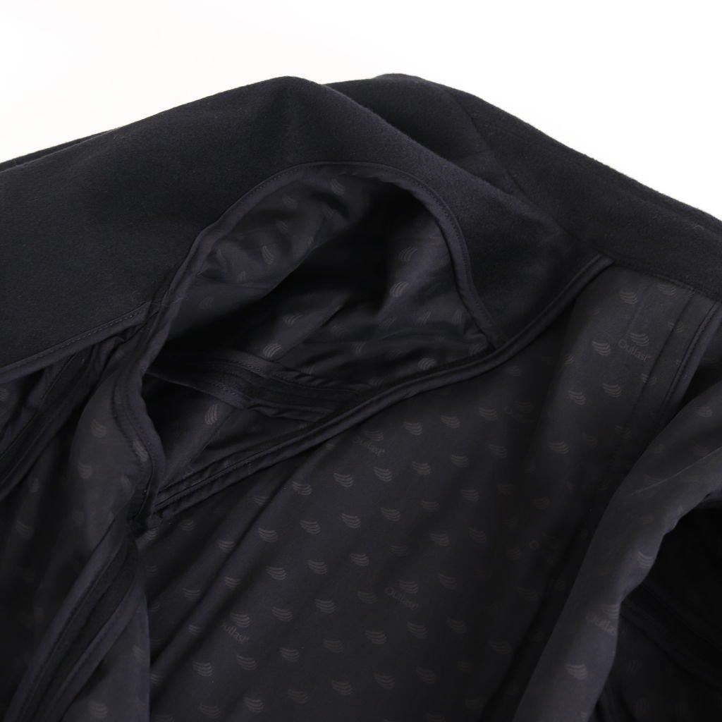 DEVICE COAT OO DUALO PLUS #BLACK [tt-102-OO]