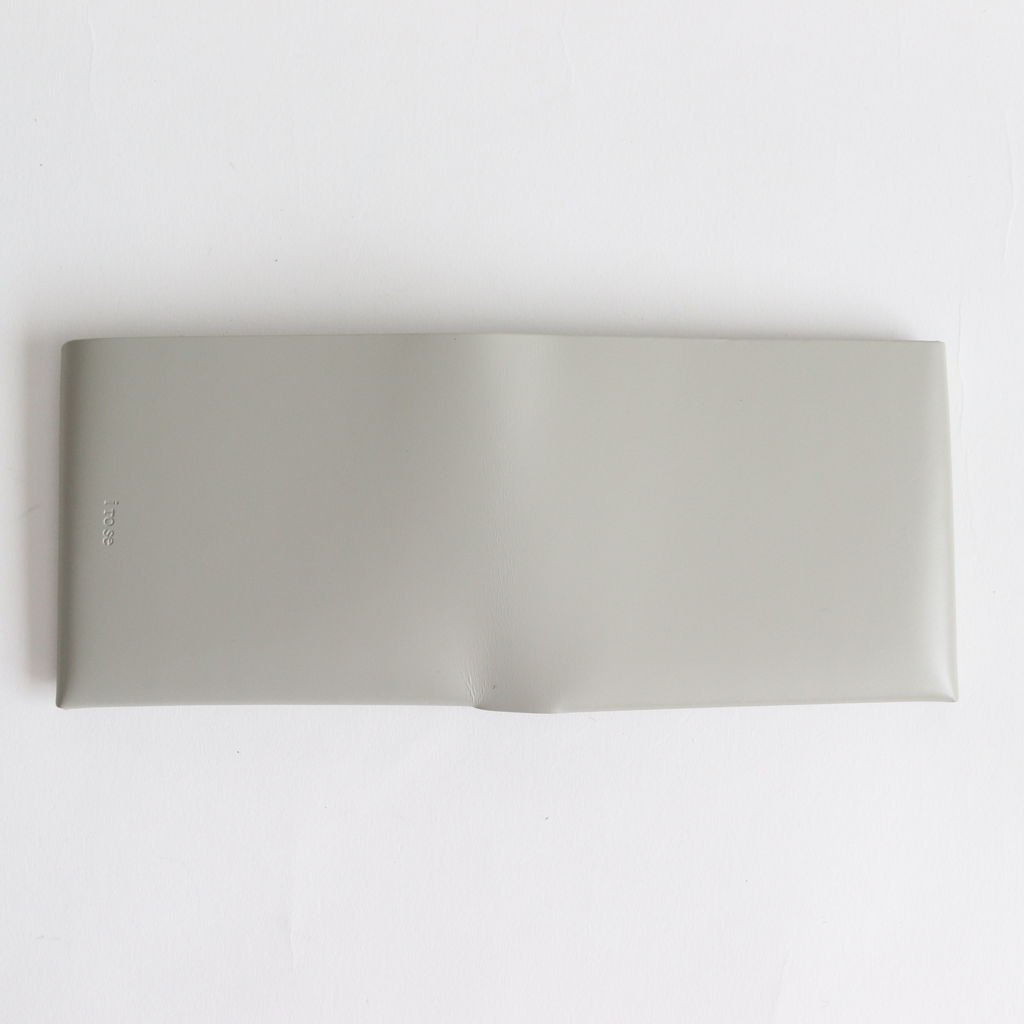 SEAMLESS SHORT WALLET #GRAY [ACC-SL03]